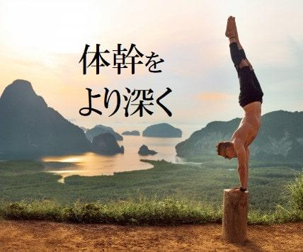 体幹の定義とは?石井久美子さん、菅原順二さんの対談動画まとめ