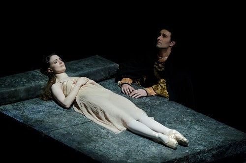 マクミラン版「ロミオとジュリエット」の第3幕のあらすじと見どころ解説